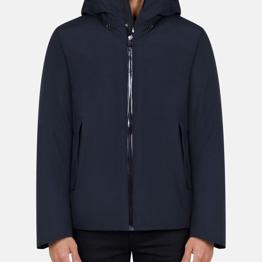 Mens Hooded Jacket in HERO
