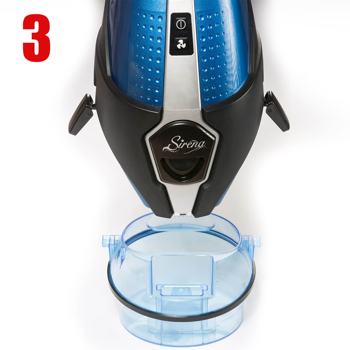 How To Use Your Sirena Vacuum Cleaner - Step 3