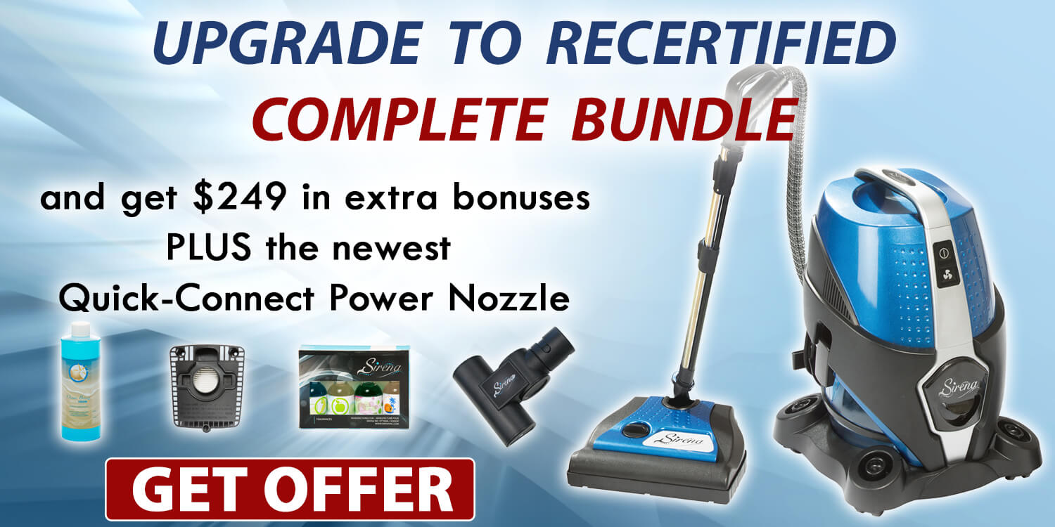 Upgrade To Recertified Complete Bundle