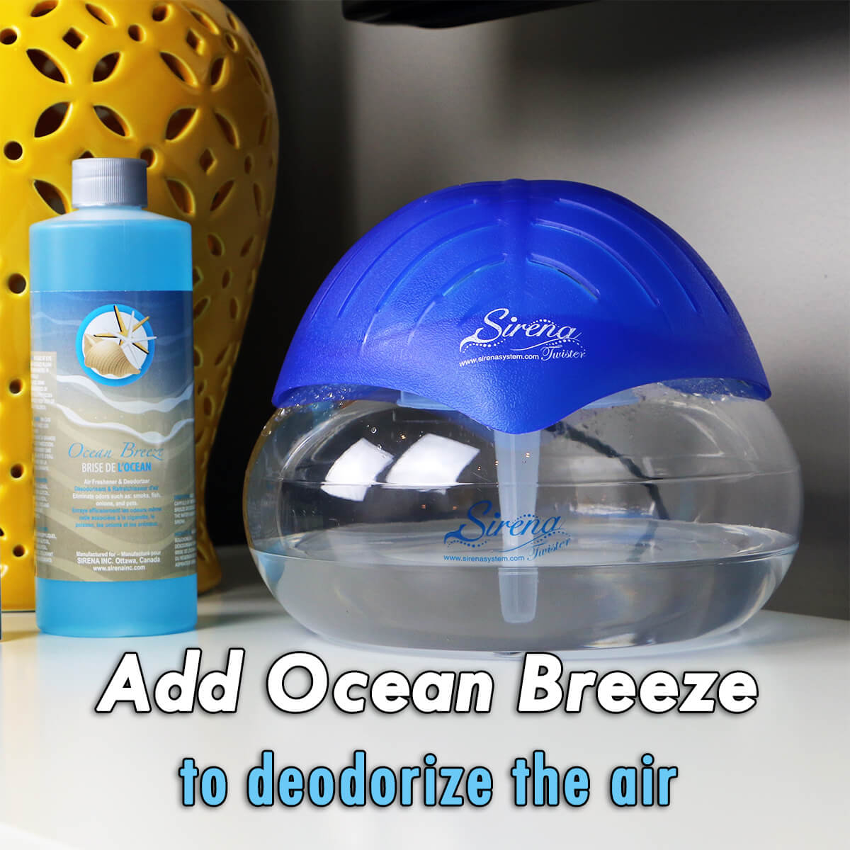 Sirena Twister Air Purifier