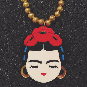 Large Frida necklace