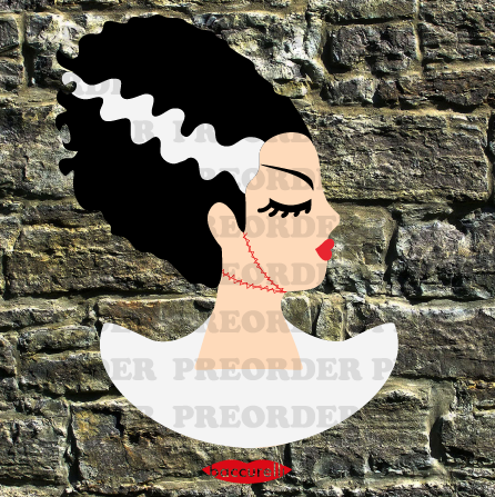 Pre-Order - Profile Dolls - Monster's Bride brooch