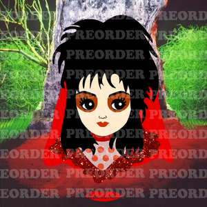 The Land of the Dead Nonita Doll 1