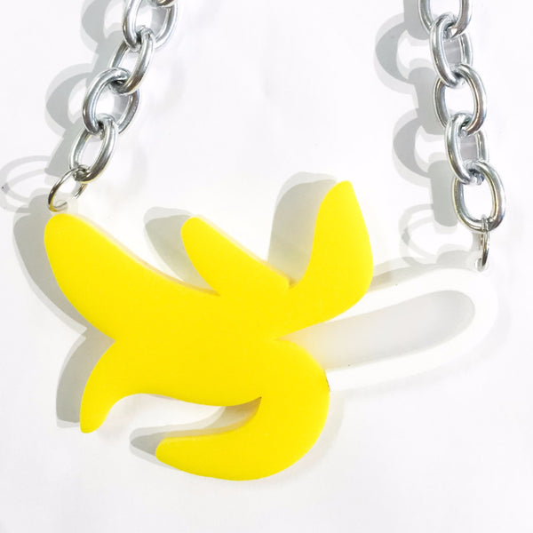 Bananarama necklace