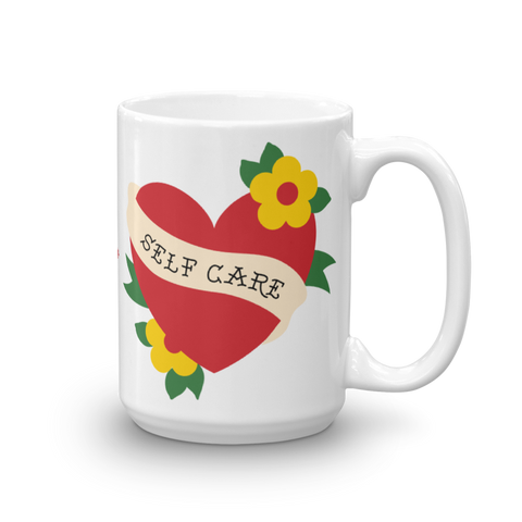 Self Love and Self Care Mug