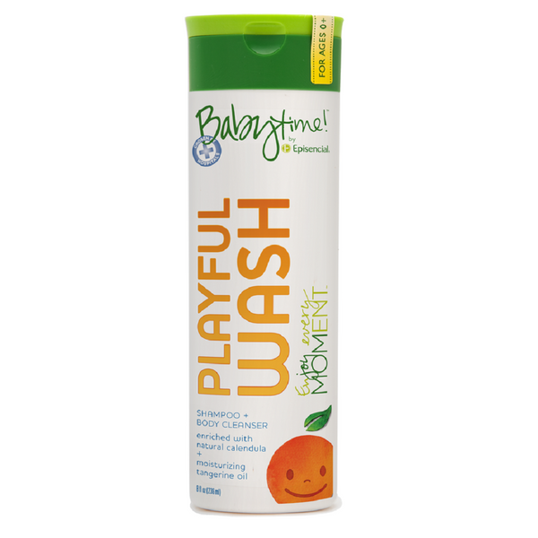 Playful Wash 8oz - Babytime!