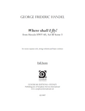 HANDEL, G. - Hercules: Where shall I fly! (digital edition)