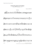 GEMINIANI, F. - Concerto Grosso in E minor (digital edition)