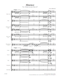 BERLIOZ, H. - Absence (in F) (print edition)