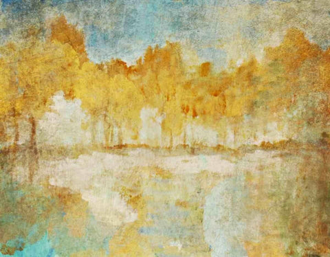 Autumn Explosion. Canvas Print by Irena Orlov 40x30""