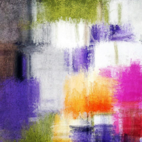 "Abstract Rhythms NO 33, Canvas Print by Irena Orlov 30"" x 30"""