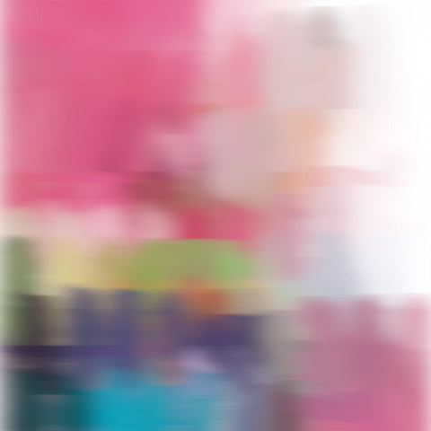 3D Blurred Boundaries - Abstract Expressionism N30. Canvas Print by Irena Orlov