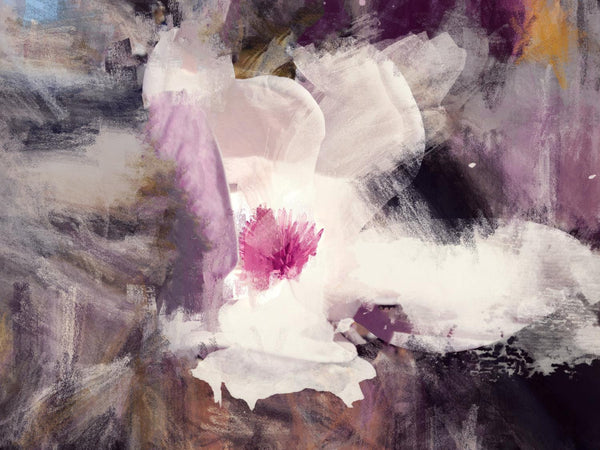 "Gorgeous White, Canvas Print by Irena Orlov 24"" X 36"