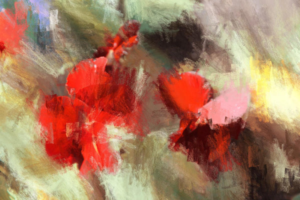 "A few flowers . Canvas Print by Irena Orlov 24"" X 36"