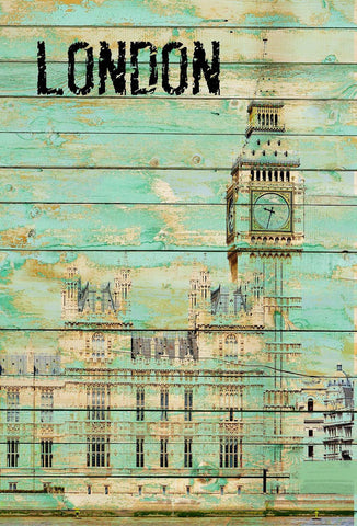 London. Canvas Print by Irena Orlov 24x36""