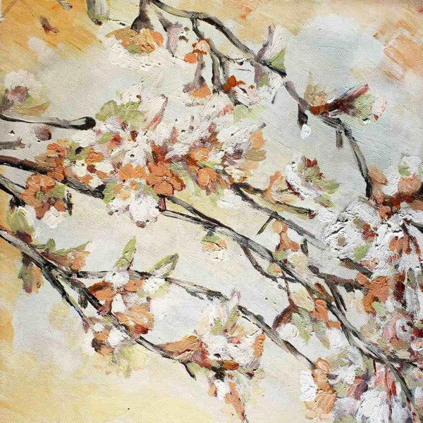 "Blooming cherry. Canvas Print by Irena Orlov 30"" x 30"""