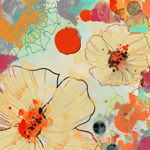 "Canvas Print by Irena Orlov 30"" x 30"""