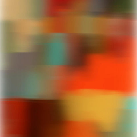 "Dreamy Abstract No 3.  Canvas Print by Irena Orlov 40"" x 40"""