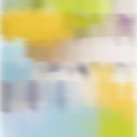 3D Blurred Boundaries - Abstract Expressionism N13. Canvas Print by Irena Orlov
