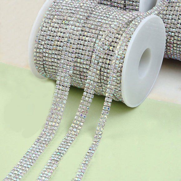 Rhinestone Chain / Trim