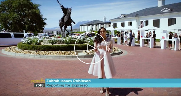 A review of the Glitz, Glam and Good Cause of the Cintron Pink Polo 2017 event by The Expresso Show of South Africa.