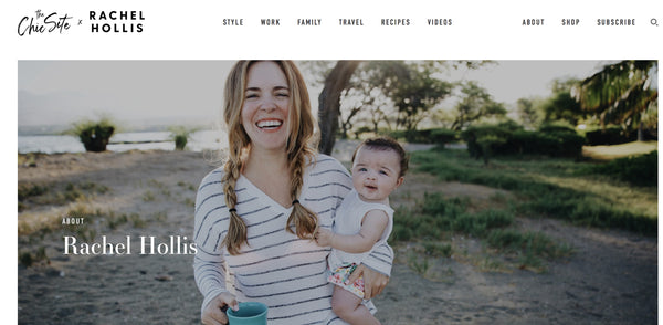 Successful Women Entrepreneurs: Q&A with Chic Media Founder, Rachel Hollis