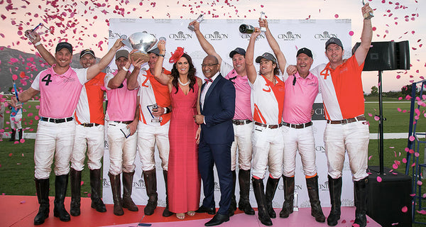 Glamour and meaning at the Pink Polo