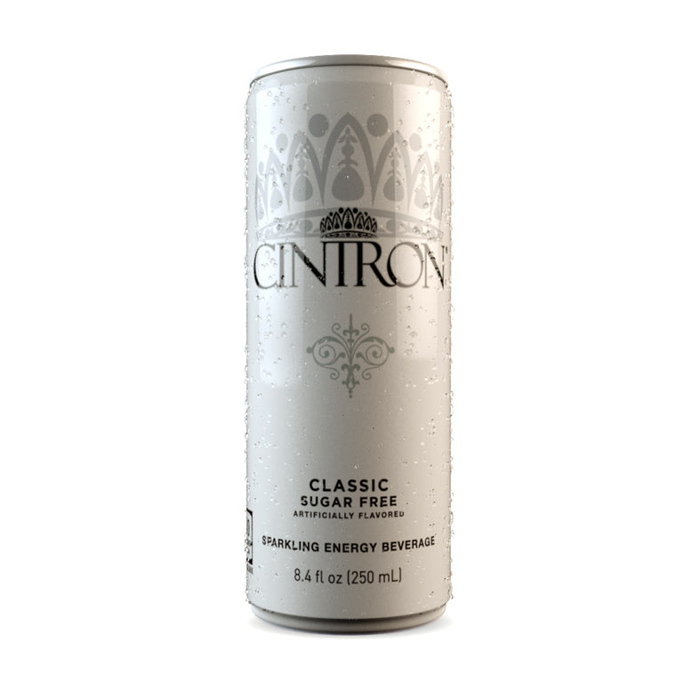Cintron sugar free energy drink