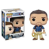 Funko Pop! UNCHARTED: Nathan Drake #88