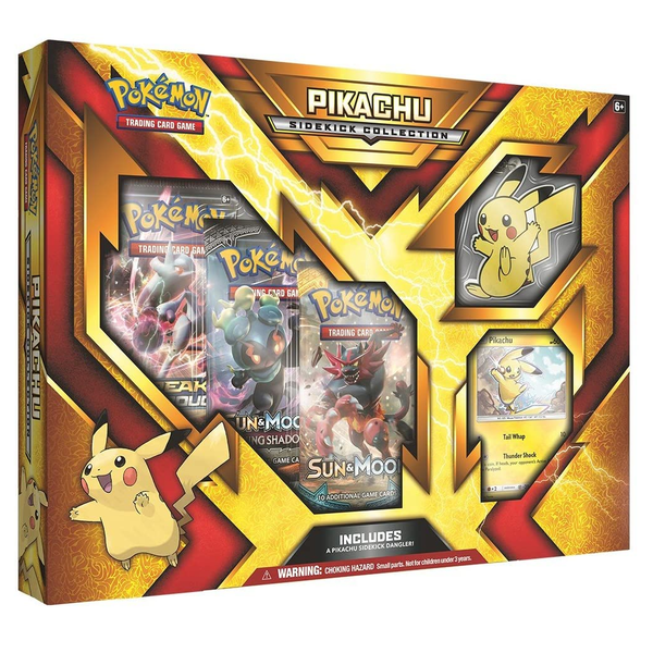 Pokemon TCG: Pikachu Sidekick Collection