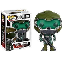 Funko Pop! DOOM: Space Marine #90