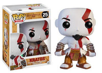 Funko Pop! GOD OF WAR: Kratos #25