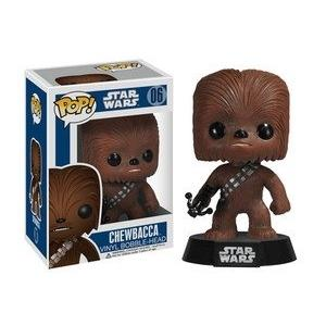 Funko Pop! STAR WARS: Chewbacca #06