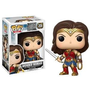 Funko Pop! DC: Wonder Woman #206