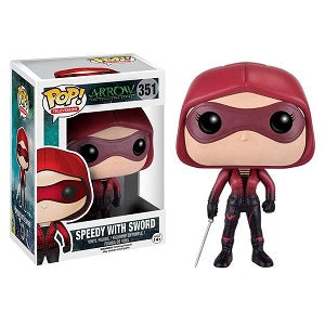 Funko Pop! DC: Speedy with Sword #351