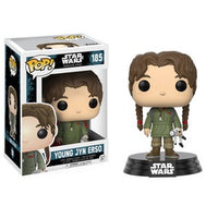 Funko Pop! STAR WARS: Young Jyn Erso #185