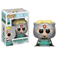 Funko Pop! SOUTH PARK: Professor Chaos #10