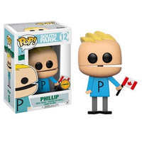 Funko Pop! SOUTH PARK: Phillip #12 [Chase]