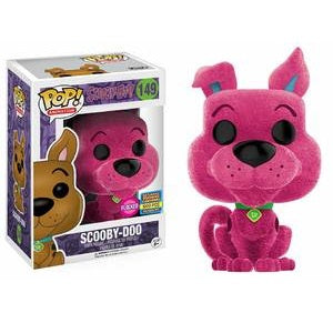 Funko Pop! SCOOBY-DOO: Scooby-Doo [Flocked Pink] #149