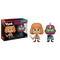 Funko Vynl. He-Man + Trap Jaw 2-Pack
