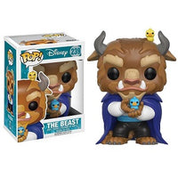 Funko Pop! DISNEY: The Beast #239 [Winter]