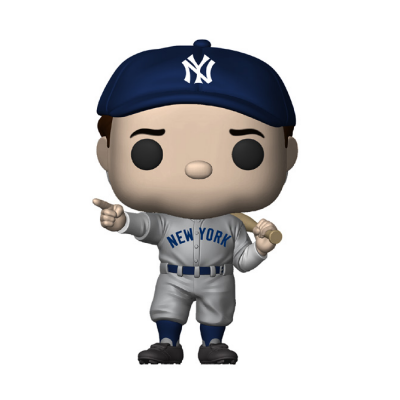 "Funko Pop! Sports Legends: Babe ""The Bambino"" Ruth #02"