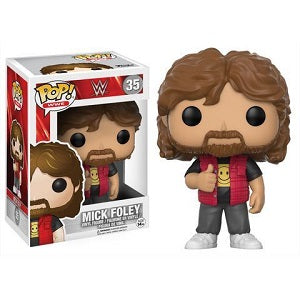 Funko Pop! WWE: Mick Foley #35