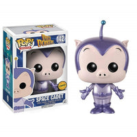 Funko Pop! DUCK DODGERS: Space Cadet [Metallic] #142 [Chase]