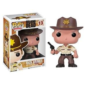 Funko Pop! THE WALKING DEAD: Rick Grimes #13