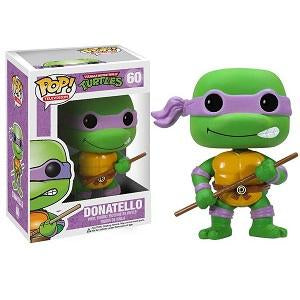 Funko Pop! TMNT: Donatello #60 Vinyl Figure