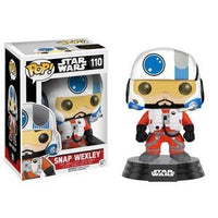 Funko Pop! STAR WARS: Snap Wexley #110