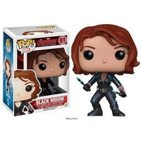 Funko Pop! MARVEL: Black Widow #103