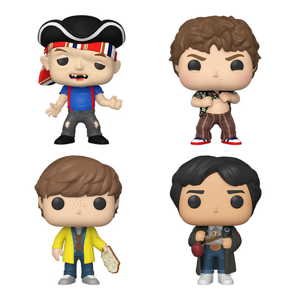 [PRE-ORDER] Funko Pop! The Goonies [Set of 4]