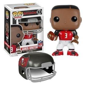 Funko Pop! NFL: Jameis Winston #33 Wave 2